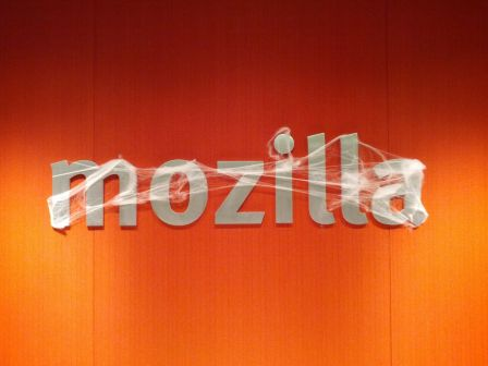 Mozilla support the Web